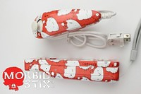 Hello Kitty Wii Remote and Nunchuck 1