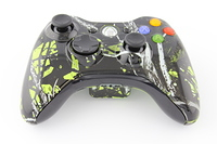 Green Moonshine Freedom Xbox 360 Controller 10