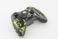 Green Moonshine Freedom Xbox 360 Controller 3