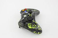 Green Moonshine Freedom Xbox 360 Controller 4