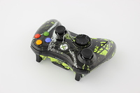 Green Moonshine Freedom Xbox 360 Controller 5