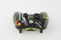 Green Moonshine Freedom Xbox 360 Controller 6