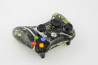Green Moonshine Freedom Xbox 360 Controller 7