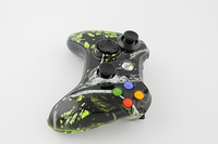 Green Moonshine Freedom Xbox 360 Controller 8