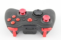 SureGrip and Red Chrome Xbox 360 Controller 6
