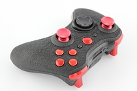 SureGrip and Red Chrome Xbox 360 Controller 7