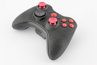SureGrip and Red Chrome Xbox 360 Controller 9