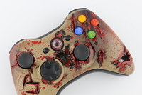 Zombiefied Xbox 360 Controller 10