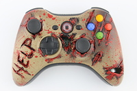 Zombiefied Xbox 360 Controller 11