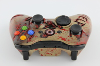 Zombiefied Xbox 360 Controller 4