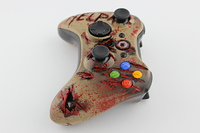 Zombiefied Xbox 360 Controller 6