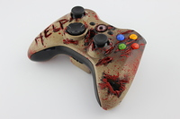 Zombiefied Xbox 360 Controller 7