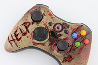Zombiefied Xbox 360 Controller 9