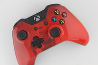 Red AUSFIFA Xbox One Controller