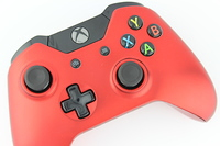 Red Chrome Xbox One Controller