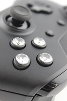Stock Black Xbox One Controller with Diamond Buttons 2