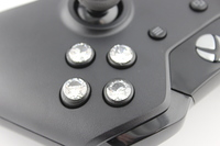 Stock Black Xbox One Controller with Diamond Buttons 3
