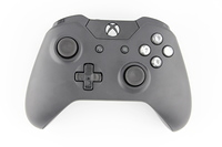 Stock Black Xbox One Controller with Diamond Buttons 6