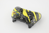 Yellow Savage Camo Xbox One Controller 5