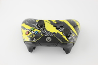 Yellow Savage Camo Xbox One Controller 6