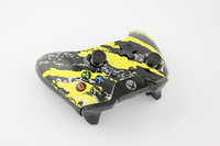 Yellow Savage Camo Xbox One Controller 7